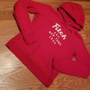 Abercrombie & Fitch sweat shirt size lg